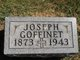 Joseph Goffinet