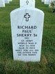 Profile photo:  Richard P. Sherry, Sr