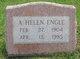 Profile photo:  A Helen Engle