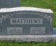 Profile photo:  Anna Mary <I>Stough</I> Matthews