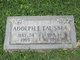 Profile photo:  Adolph Frederick Fausset