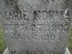 Marie Norma Allyn