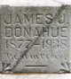 Profile photo:  James Joseph Donahue