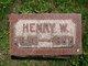 Henry W Adams