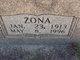 Profile photo:  Zona Brinson