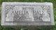 Profile photo:  Amelia <I>Parr</I> Hale