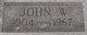 John W. Apsey