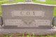 Lula Ethel <I>Baker</I> Cox