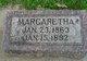 Margaretha <I>Lohse</I> Pein
