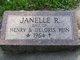 Janelle Renee Pein