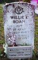 Willie Ellis Boan