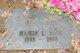 Mamie L. Hash