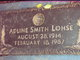 Profile photo:  Adline <I>Smith</I> Lohse