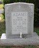 Profile photo:  Herbert W. Adams