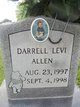 Profile photo:  Darrell Levi Allen