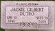 Jackie Gilbert Dutro