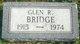 Glen R Bridge