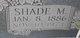 Shade Arella <I>McConnell</I> Fordham