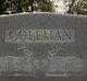 Loulie P Coleman