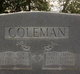 William O Coleman