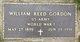 William Reed Gordon