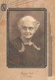 "Profile photo:  Harriet Lavina ""Hattie"" <I>Shaw</I> Fouts"