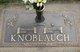 """William Elgin """"Bill"""" Knoblauch"""
