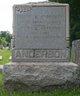Mary Ann <I>Anthony</I> Anderson