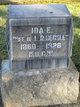 Profile photo:  Ida Ella <I>Anderson</I> Beckley
