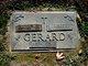 Profile photo:  George G Gerard