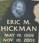 Eric Morgan Hickman