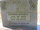Edward Ham Rhodes