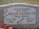 Hollis Coleman, Jr
