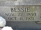 Bessie Rhodes