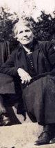 Mary Elizabeth <I>Lankford</I> Walters
