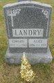 """Profile photo:  Edward V """"Ned"""" Landry"""