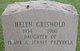 Helen <I>Przybyla</I> Griswold