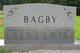 Kathleen <I>Orr</I> Bagby