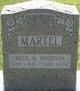 Ruth M. <I>Woodson</I> Martel