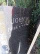 Sgt John Herbert Moreno