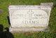 Alfred C Adams
