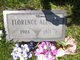 Florence M <I>Wolven</I> Alford