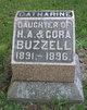 Catherine M Buzzell
