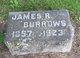 James R Burrows