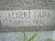 Albert E Booterbaugh