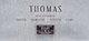Profile photo:  Helen <I>Voorhees</I> Thomas