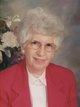 Profile photo:  Ethel Marjorie Brunes