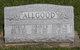 Profile photo:  Clarence W Allgood