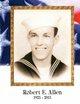 """Robert Elwood """"Bob"""" Allen"""