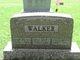 Sadie <I>Kean</I> Walker